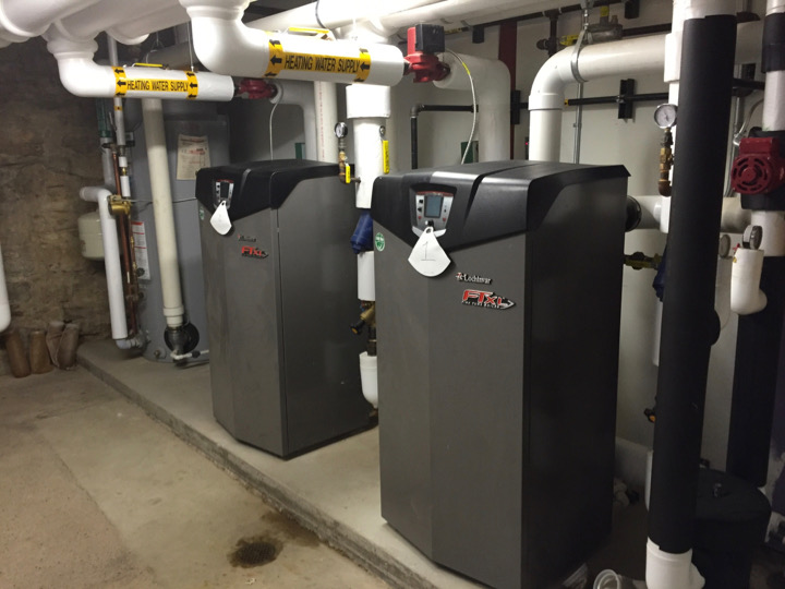 commercial water heater rochester mn